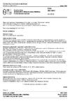 ČSN ISO 4941 Oceli a litiny. Stanovení obsahu molybdenu. Fotometrická metoda