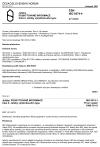 ČSN ISO 9374-4 Jeřáby. Poskytované informace. Část 4: Jeřáby výložníkového typu