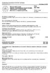ČSN ISO 7569 Dřevoobráběcí stroje. Frézky tloušťkovací dvoustranné, třístranné, čtyřstranné. Názvosloví a přejímací podmínky