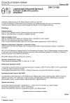 ČSN 72 1026 Laboratorní stanovení smykové pevnosti zemin vrtulkovou zkouškou