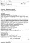 ČSN 72 1330 Jílové suroviny. Základní technické požadavky