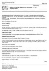 ČSN ISO 9501 Kazivec pro metalurgii. Stanovení síry. Jodometrická metoda po spálení