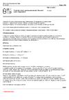 ČSN 72 2030-7 Chemický rozbor vysokopecní strusky. Stanovení oxidu manganatého