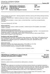 ČSN ISO 2187 Textilní stroje a příslušenství. Předpřádací, dopřádací a skací stroje. Seznam odpovídajících termínů