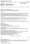 ČSN 77 0050 Označování nákladů. Společná ustanovení
