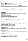 ČSN ISO 9184-1 Papír, lepenka a vlákniny. Stanovení vlákninového složení. Část 1: Obecná metoda