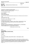 ČSN ISO 109 Textilní stroje. Pracovní šířky tkacích strojů
