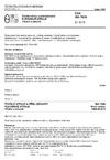 ČSN ISO 7839 Textilní stroje a příslušenství. Pletařské stroje. Třídění a slovník