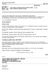 ČSN ISO 8364 Lyže a vázání pro sjezdové lyžování. Oblast montáže vázání. Požadavky a zkušební metody