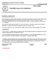 ČSN 73 2601 Provádění ocelových konstrukcí
