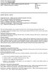 ČSN EN 62132-1 ed. 2 Integrované obvody - Měření elektromagnetické odolnosti - Část 1: Obecné podmínky a definice