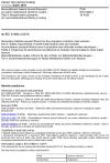 ČSN EN 61982-4 Akumulátorové baterie (kromě lithiových) pro pohon elektrických silničních vozidel - Část 4: Bezpečnostní požadavky pro nikl-metalhydridové články a moduly