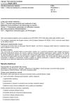 ČSN EN 50342-1 ed. 2 Olověné startovací baterie - Část 1: Obecné požadavky a metody zkoušek