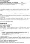 ČSN ETSI EN 303 143 V1.2.1 Rekonfigurovatelné rádiové systémy (RRS) - Systémová architektura pro výměnu informací mezi různými databázemi určení geografické polohy (GLDB) umožňující provoz zařízení využívajících volná místa mezi TV kanály (WSD)
