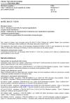 ČSN EN 60127-7 ed. 2 Miniaturní pojistky - Část 7: Miniaturní tavné pojistkové vložky pro zvláštní použití