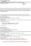 ČSN ISO 3310-2 Zkušební síta - Technické požadavky a zkoušení - Část 2: Zkušební síta z děrovaného plechu