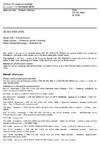 ČSN EN ISO 9094 Malá plavidla - Požární ochrana