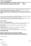 ČSN ISO 18489 Materiály z polyethylenu (PE) pro potrubní systémy - Stanovení odolnosti proti pomalému růstu trhliny při cyklickém zatěžování - Metoda používající válcové těleso opatřené vrubem (CRB)