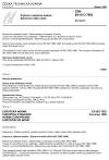 ČSN EN ISO 7662 Pryžové a plastové hadice - Stanovení oděru duše