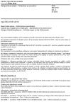 ČSN EN 61167 ed. 2 Halogenidové výbojky - Požadavky na provedení