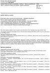 ČSN EN 62572-3 ed. 3 Optické vláknové aktivní součástky a zařízení - Normy spolehlivosti - Část 3: Laserové moduly pro použití v telekomunikacích
