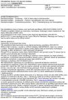ČSN P CEN ISO/TS 80004-6 Nanotechnologie - Slovník - Část 6: Charakterizace nanoobjektu