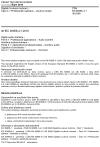 ČSN EN 60958-4-1 Digitální zvukové rozhraní - Část 4-1: Profesionální aplikace - Zvukový obsah