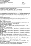 ČSN EN 16767 Průmyslové armatury - Zpětné armatury z oceli a z litiny