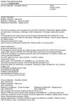 ČSN EN ISO 7438 Kovové materiály - Zkouška ohybem