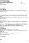 ČSN ISO 13374-4 Monitorování stavu a diagnostika strojních systémů - Zpracování, komunikace a prezentace dat - Část 4: Prezentace