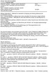 ČSN EN 14531-1 Železniční aplikace - Metody výpočtu zábrzdných a brzdných drah a zabrzdění proti samovolnému pohybu - Část 1: Základní algoritmy využívající výpočet střední hodnoty pro vlakové soupravy nebo jednotlivá vozidla