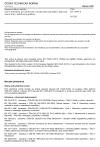ČSN EN 13445-6 Netopené tlakové nádoby - Část 6: Požadavky pro navrhování a výrobu tlakových nádob a tlakových částí z litiny s kuličkovým grafitem