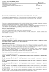 ČSN EN 13166 +A2 Tepelněizolační výrobky pro budovy - Průmyslově vyráběné výrobky z fenolické pěny (PF) - Specifikace