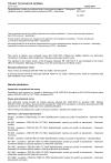 ČSN EN 14307 Tepelněizolační výrobky pro zařízení budov a průmyslové instalace - Průmyslově vyráběné výrobky z extrudovaného polystyrenu (XPS) - Specifikace