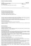 ČSN EN 845-1 +A1 Specifikace pro pomocné výrobky pro zděné konstrukce - Část 1: Stěnové spony, tahové pásky, třmeny a konzolky