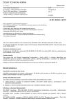 ČSN EN 60384-4 ed. 2 Neproměnné kondenzátory pro použití v elektronických zařízeních - Část 4: Dílčí specifikace - Neproměnné hliníkové elektrolytické kondenzátory s tuhým (MnO2) a netuhým elektrolytem