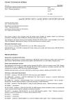 ČSN EN 60730-1 ed. 4 Automatická elektrická řídicí zařízení - Část 1: Obecné požadavky