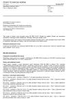 ČSN EN 998-2 ed. 3 Specifikace malt pro zdivo - Část 2: Malta pro zdění