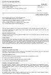 ČSN EN 62056-4-7 Výměna dat pro odečet elektroměru - Soubor DLMS/COSEM - Část 4-7: Transportní vrstva DLMS/COSEM pro sítě IP