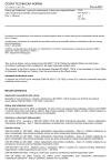 ČSN EN 50527-1 ed. 2 Postup pro hodnocení vystavení zaměstnanců s aktivními implantabilními zdravotnickými prostředky elektromagnetickým polím - Část 1: Obecně