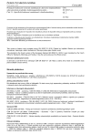 ČSN EN 50527-2-1 ed. 2 Postup pro hodnocení vystavení zaměstnanců s aktivními implantabilními zdravotnickými prostředky elektromagnetickým polím - Část 2-1: Specifické hodnocení zaměstnanců s kardiostimulátory