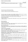 ČSN EN 14986 ed. 2 Konstrukce ventilátorů pro práci v prostředí s nebezpečím výbuchu