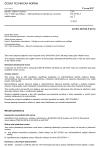 ČSN EN 60794-5 ed. 2 Optické vláknové kabely - Část 5: Dílčí specifikace - Mikrotrubičková kabeláž pro výstavbu zafukováním