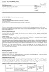 ČSN EN 50290-2-20 ed. 2 Komunikační kabely - Část 2-20: Společná pravidla návrhu a konstrukce - Obecně