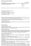 ČSN EN 50121-3-2 ed. 4 Drážní zařízení - Elektromagnetická kompatibilita - Část 3-2: Drážní vozidla - Zařízení