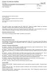 ČSN EN 10056-1 Tyče průřezu rovnoramenného a nerovnoramenného L z konstrukčních ocelí - Část 1: Rozměry