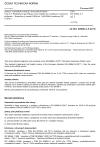 ČSN EN 60966-2-5 ed. 3 Sestavy vysokofrekvenčních a koaxiálních kabelů - Část 2-5: Předmětová specifikace sestav kabelů pro rozhlasové a televizní přijímače - Kmitočtový rozsah 0 MHz až 1 000 MHz, konektory IEC 61169-2