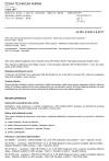 ČSN EN 61300-2-9 ed. 3 Spojovací prvky a pasivní součástky vláknové optiky - Základní zkušební a měřicí postupy - Část 2-9: Zkoušky - Rázy