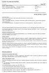 ČSN EN 60794-1-2 ed. 4 Optické vláknové kabely - Část 1-2: Kmenová specifikace - Základní zkušební postupy optických kabelů - Obecný návod