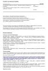 ČSN EN 50436-3 Protialkoholová blokovací zařízení - Zkušební metody a požadavky na vlastnosti - Část 3: Pokyny pro správní orgány, osoby s rozhodovací pravomocí, odběratele a uživatele